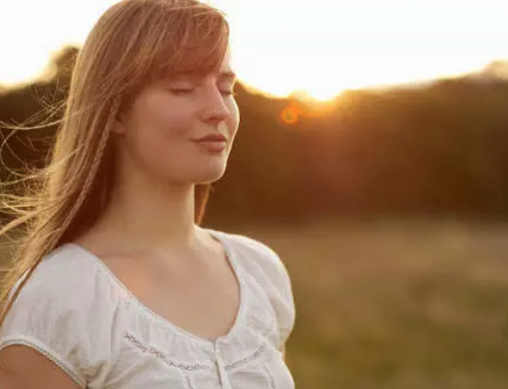 This Easy Meditation Method Will Help Calm Your Anxiety