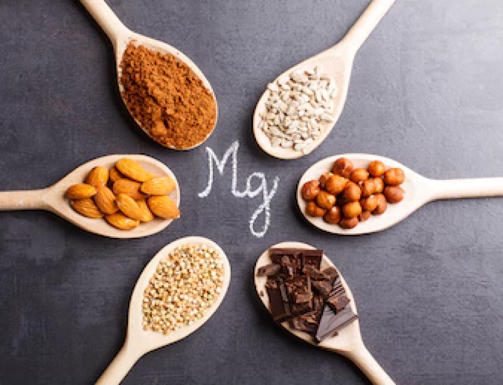 MAGNESIUM: THE MOST POWERFUL RELAXATION MINERAL AVAILABLE