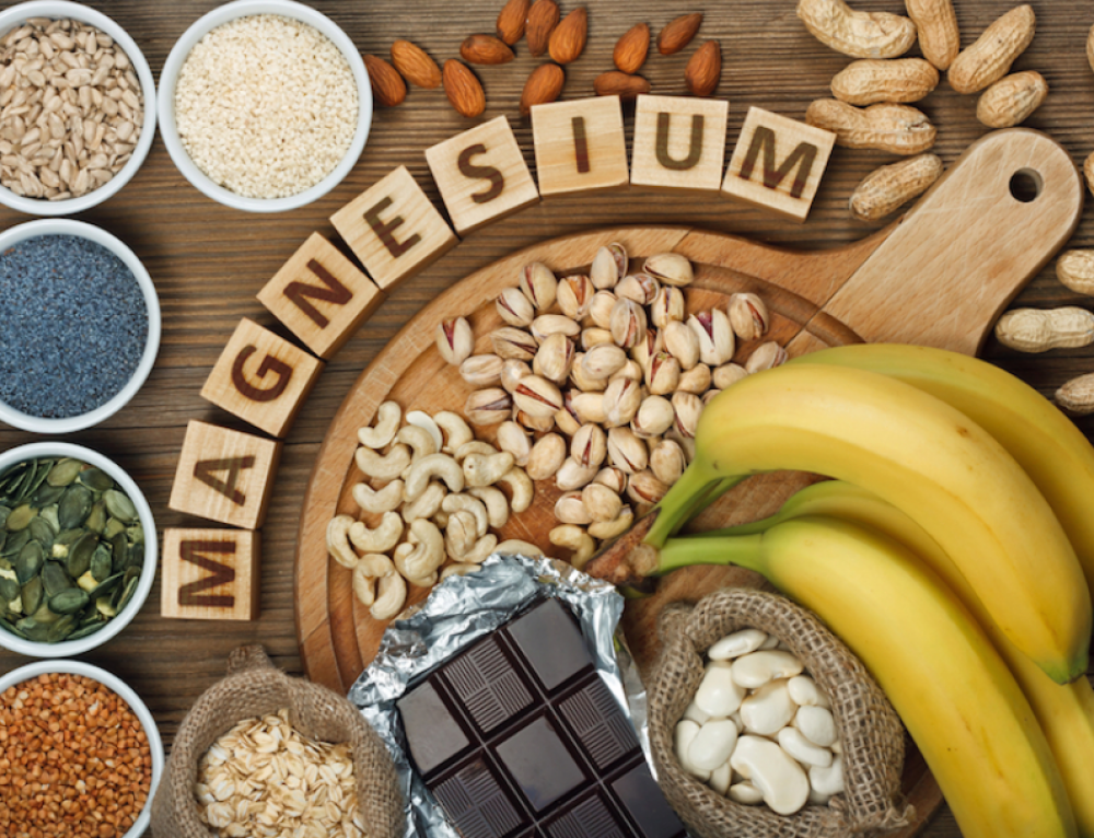 What Foods Contain Magnesium?