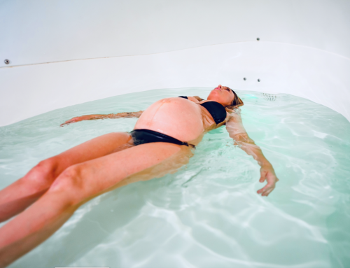 Why Salt Floatation Therapy & Meditation Is Ideally Suited For Pregnancy