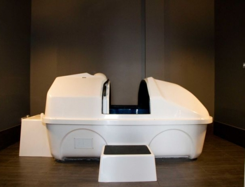 ABC News: Sensory deprivation tanks helping people with PTSD find comfort in darkness, silence, enveloping warmth
