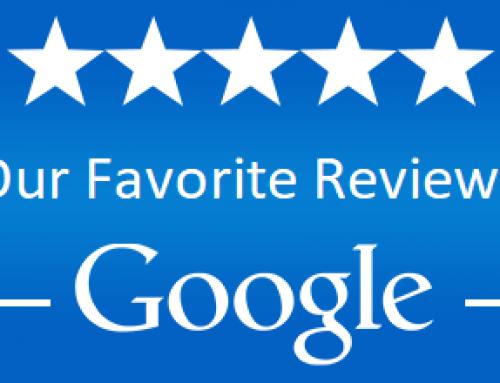SALT's Favorite Google Review!