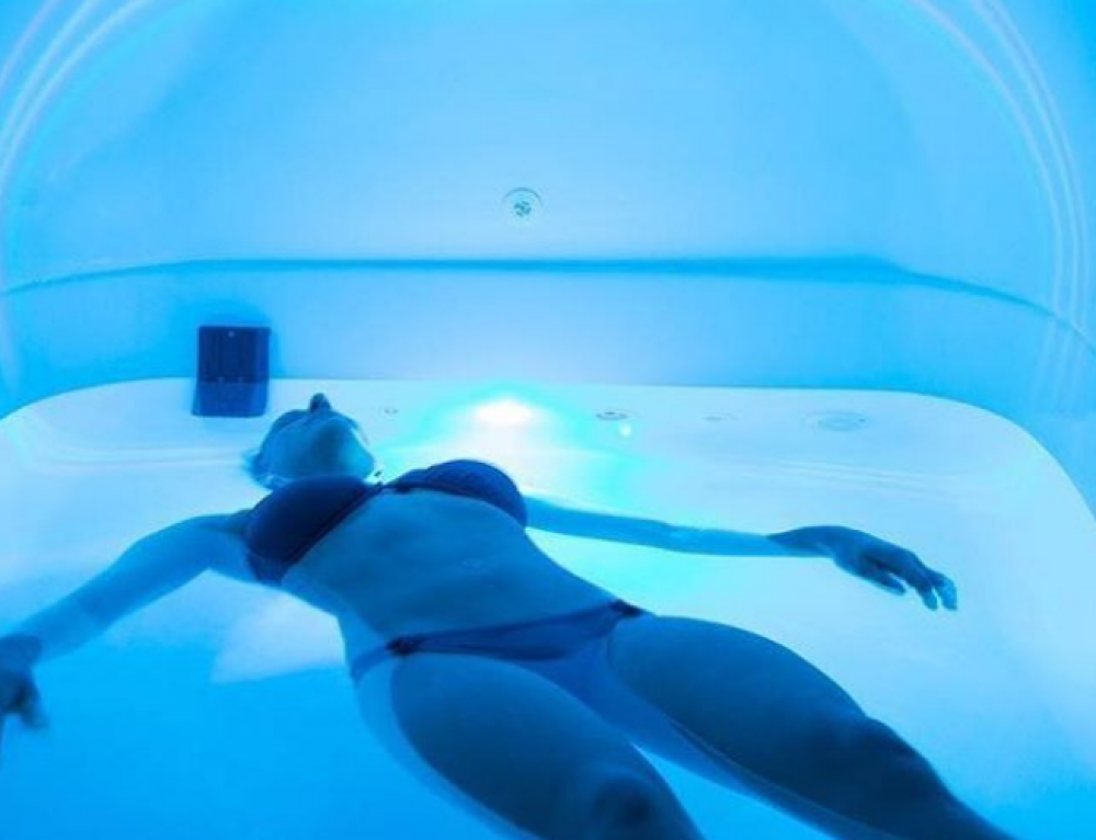 Promising effects of treatment with flotation-REST (restricted environmental stimulation technique) as an intervention for generalized anxiety disorder (GAD): a randomized controlled pilot trial.