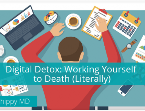 Digital Detox: Working Yourself to Death (Literally)