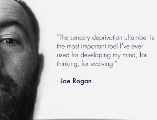 Joe Rogan – Float Tank Experience (Sensory Deprivation) Review